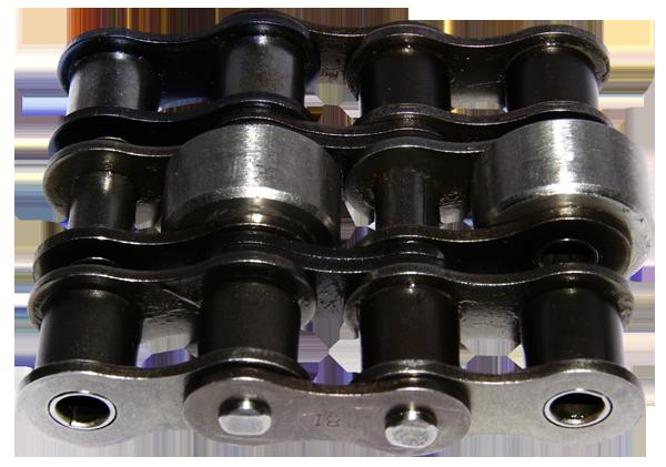 Accumulator roller chain